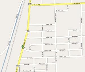 JB&W map